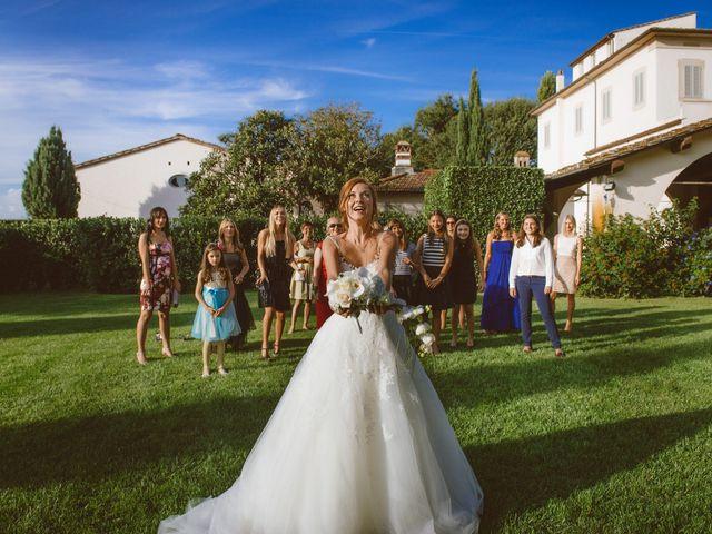 Il matrimonio di Steve e Virginia a Pisa, Pisa 56