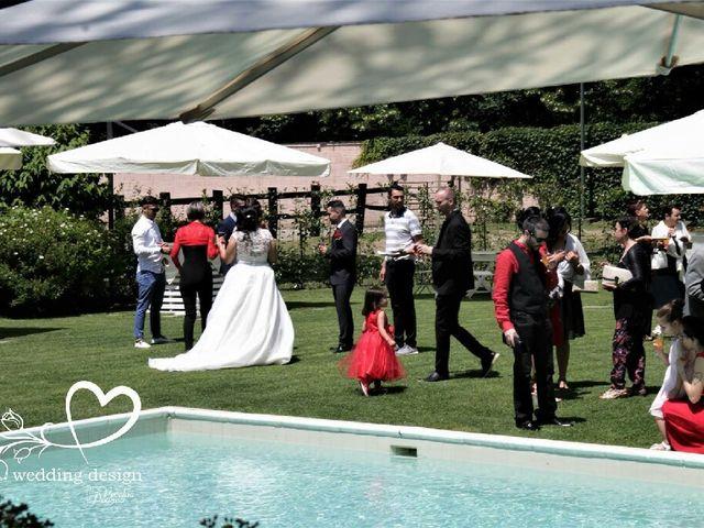 Il matrimonio di Christian e Chiara a Trecate, Novara 1