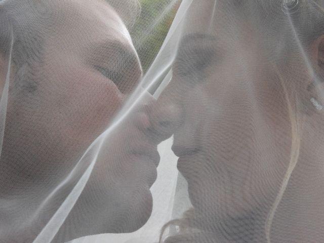 le nozze di Jessica e Matteo