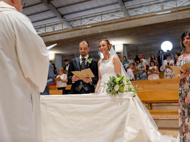 Il matrimonio di Federico e Giulia a Lugo di Vicenza, Vicenza 8