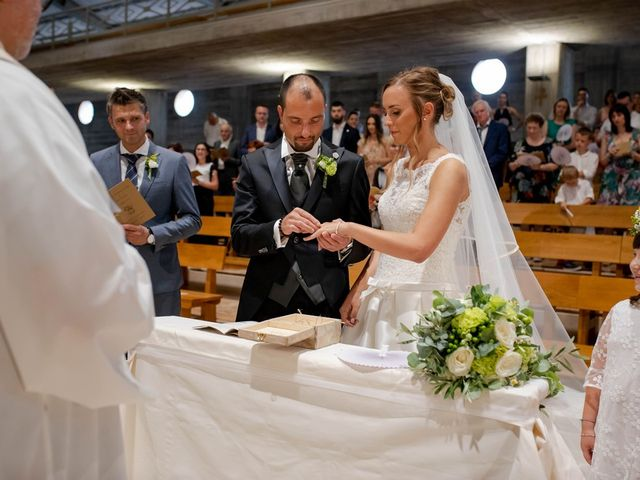 Il matrimonio di Federico e Giulia a Lugo di Vicenza, Vicenza 9