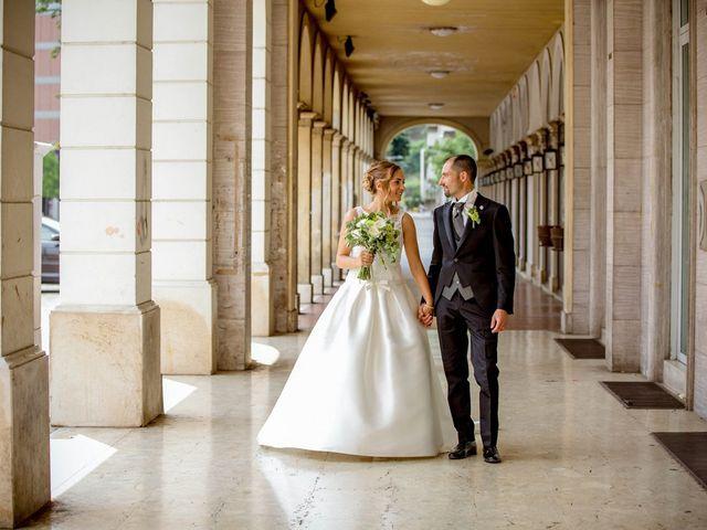 Il matrimonio di Federico e Giulia a Lugo di Vicenza, Vicenza 14