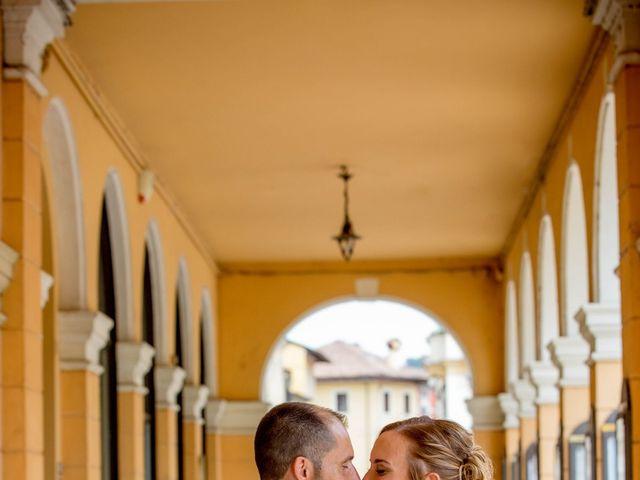 Il matrimonio di Federico e Giulia a Lugo di Vicenza, Vicenza 15