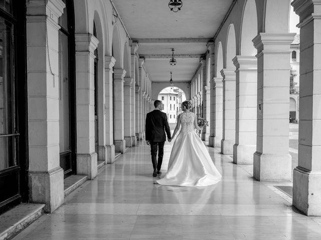 Il matrimonio di Federico e Giulia a Lugo di Vicenza, Vicenza 16