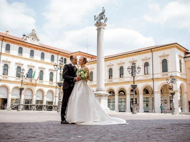 Il matrimonio di Federico e Giulia a Lugo di Vicenza, Vicenza 1