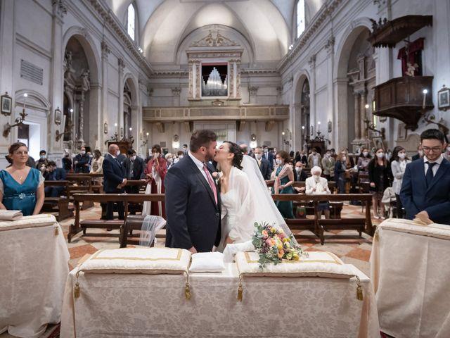 Il matrimonio di Giuseppe e Linda a Arquà Polesine, Rovigo 11