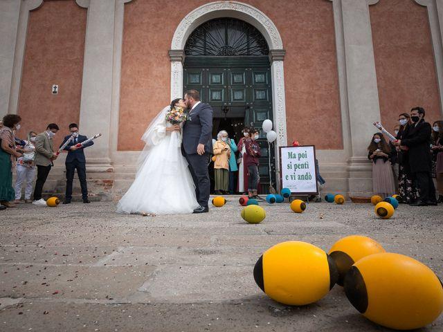 Il matrimonio di Giuseppe e Linda a Arquà Polesine, Rovigo 13