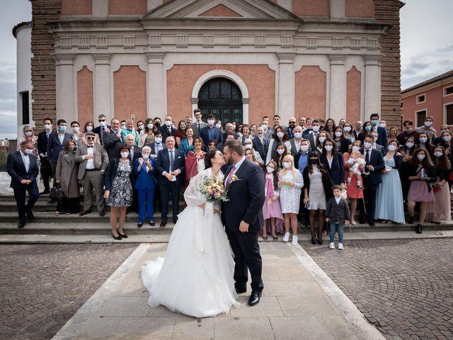 Il matrimonio di Giuseppe e Linda a Arquà Polesine, Rovigo 15