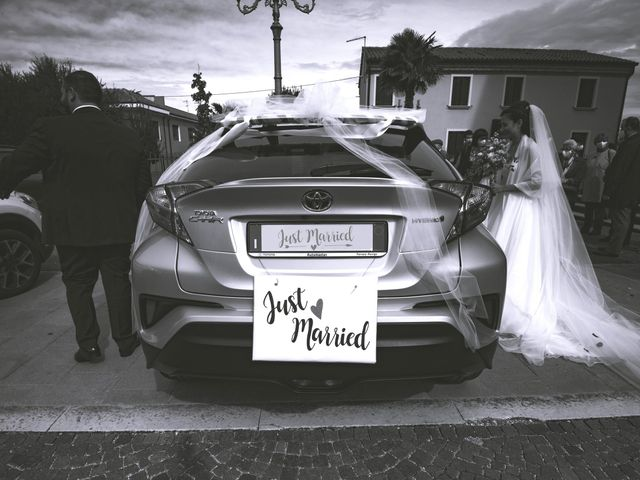 Il matrimonio di Giuseppe e Linda a Arquà Polesine, Rovigo 16