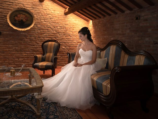 Il matrimonio di Giuseppe e Linda a Arquà Polesine, Rovigo 1