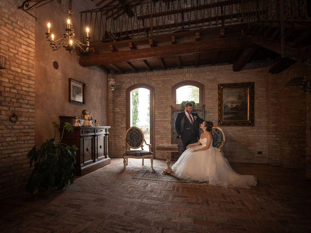 Il matrimonio di Giuseppe e Linda a Arquà Polesine, Rovigo 18