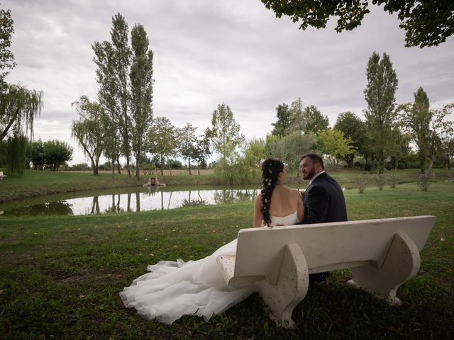 Il matrimonio di Giuseppe e Linda a Arquà Polesine, Rovigo 2