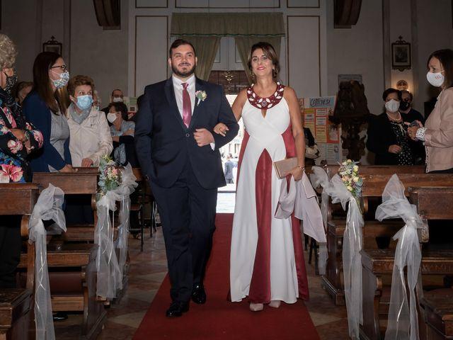 Il matrimonio di Giuseppe e Linda a Arquà Polesine, Rovigo 38