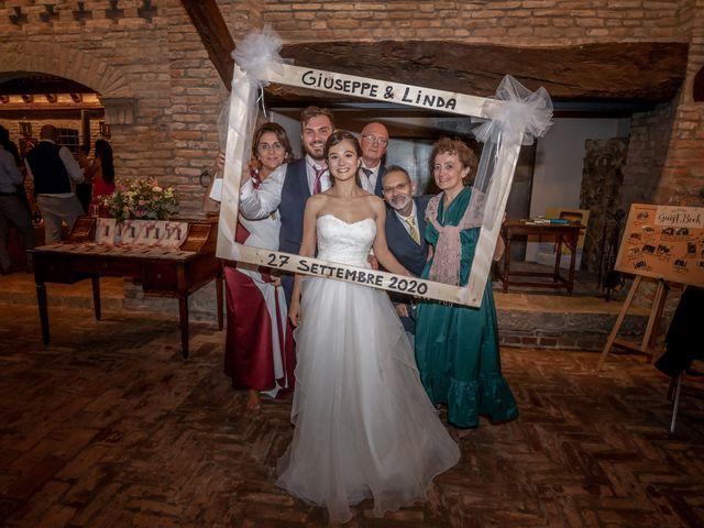 Il matrimonio di Giuseppe e Linda a Arquà Polesine, Rovigo 40