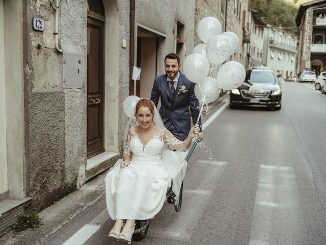 Il matrimonio di Antonio e Irene a Stazzema, Lucca 12