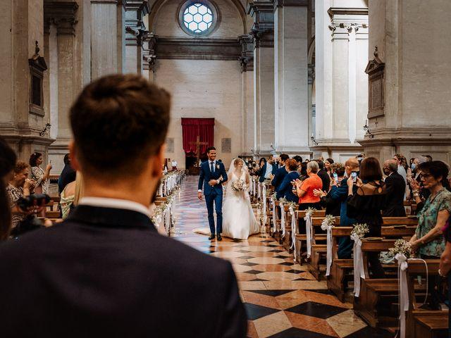 Il matrimonio di Angela e Marco a Padova, Padova 18