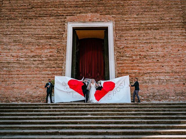 Il matrimonio di Angela e Marco a Padova, Padova 22