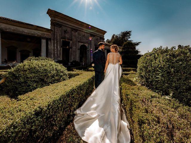 Il matrimonio di Angela e Marco a Padova, Padova 36