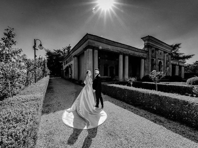 Il matrimonio di Angela e Marco a Padova, Padova 37