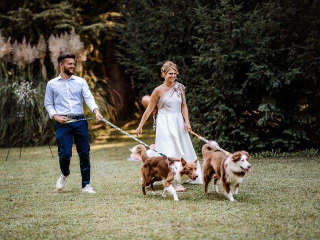 Il matrimonio di Angela e Marco a Padova, Padova 45