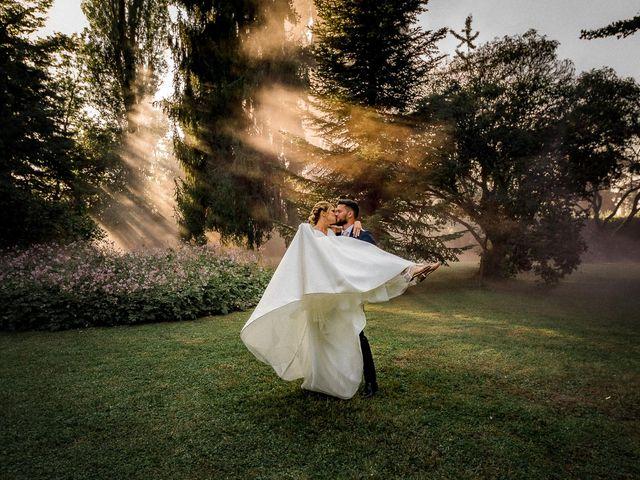 Le nozze di Marco e Angela