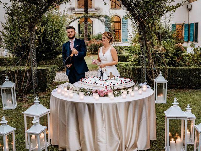Il matrimonio di Angela e Marco a Padova, Padova 61