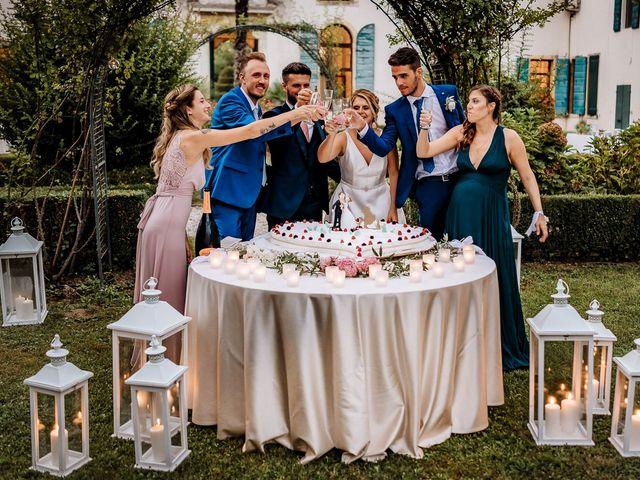Il matrimonio di Angela e Marco a Padova, Padova 63