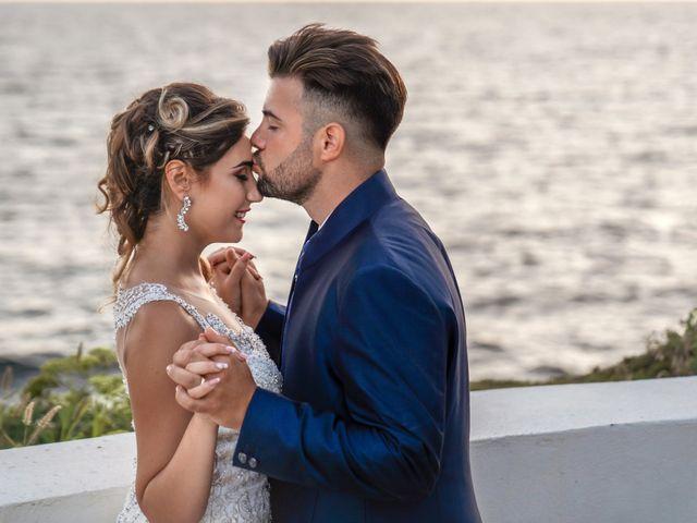 Le nozze di Emanuele e Marianna