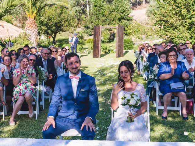 Il matrimonio di Giusi e Ludovic a Bolognetta, Palermo 16