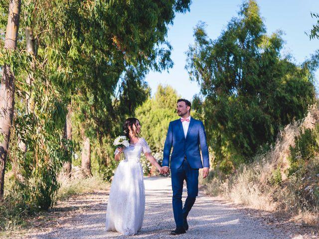 Il matrimonio di Giusi e Ludovic a Bolognetta, Palermo 20