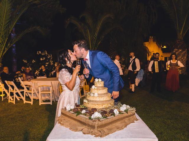Il matrimonio di Giusi e Ludovic a Bolognetta, Palermo 27