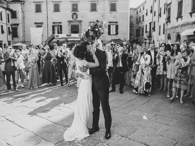 Il matrimonio di Pierfrancesco e Noki a Pontremoli, Massa Carrara 18