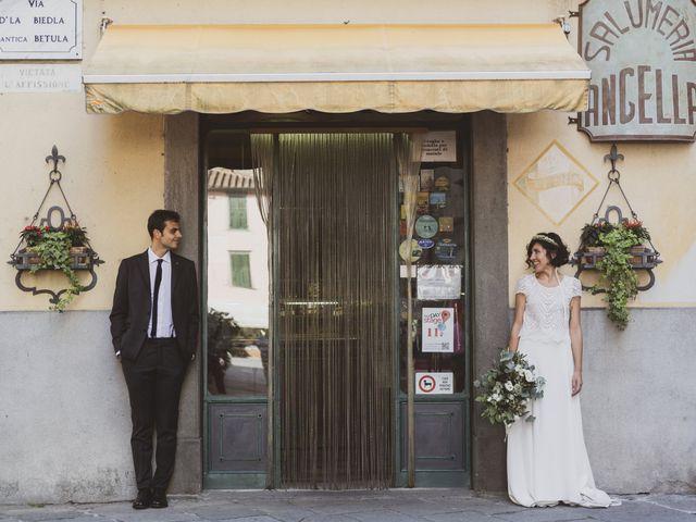 Il matrimonio di Pierfrancesco e Noki a Pontremoli, Massa Carrara 1
