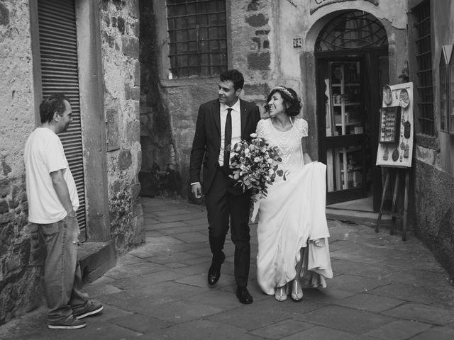 Il matrimonio di Pierfrancesco e Noki a Pontremoli, Massa Carrara 24