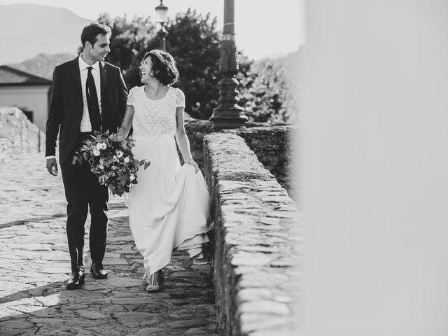 Il matrimonio di Pierfrancesco e Noki a Pontremoli, Massa Carrara 29