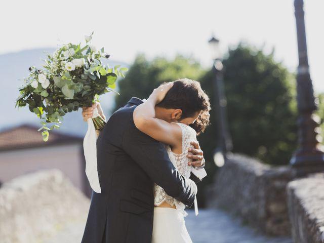 Il matrimonio di Pierfrancesco e Noki a Pontremoli, Massa Carrara 30