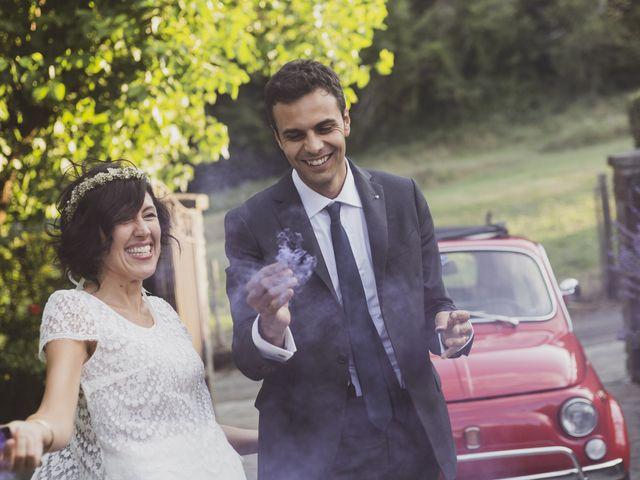 Il matrimonio di Pierfrancesco e Noki a Pontremoli, Massa Carrara 37