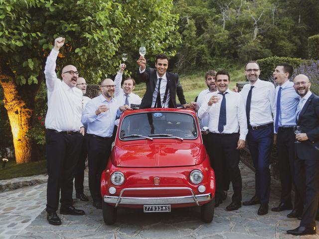 Il matrimonio di Pierfrancesco e Noki a Pontremoli, Massa Carrara 38