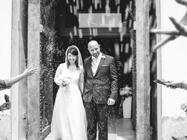 Il matrimonio di Vincenzo e Romina a Vico Equense, Napoli 2