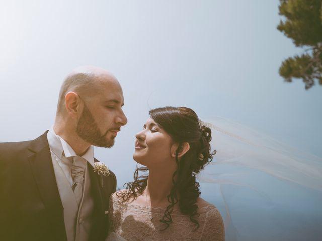 Il matrimonio di Vincenzo e Romina a Vico Equense, Napoli 9