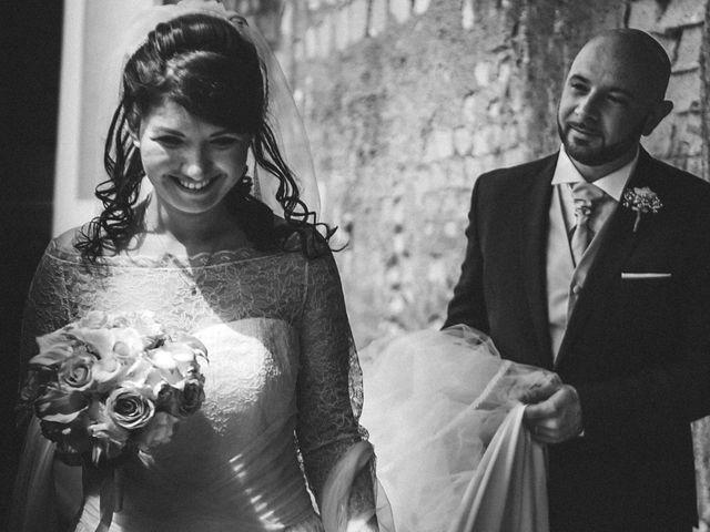 Il matrimonio di Vincenzo e Romina a Vico Equense, Napoli 14
