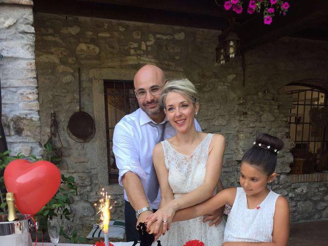 Il matrimonio di William  e Cristina  a Osio Sotto, Bergamo 8