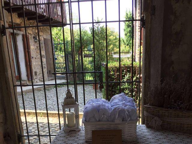 Il matrimonio di William  e Cristina  a Osio Sotto, Bergamo 13