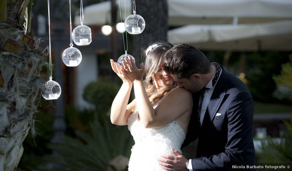 Il matrimonio di Antonio e Nicoletta a Aversa, Caserta