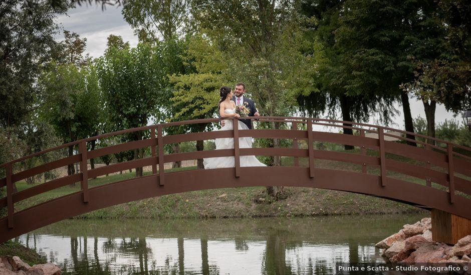 Il matrimonio di Giuseppe e Linda a Arquà Polesine, Rovigo