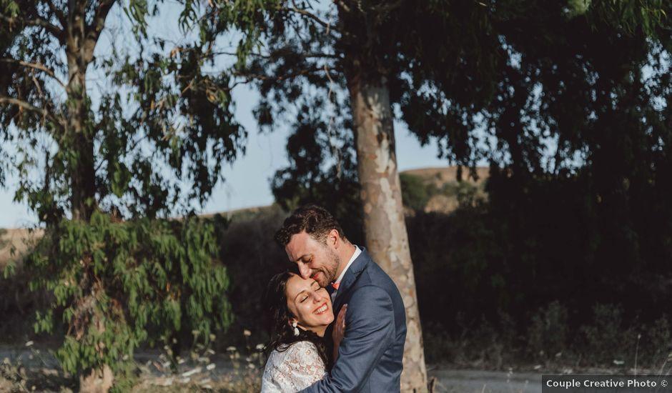 Il matrimonio di Giusi e Ludovic a Bolognetta, Palermo