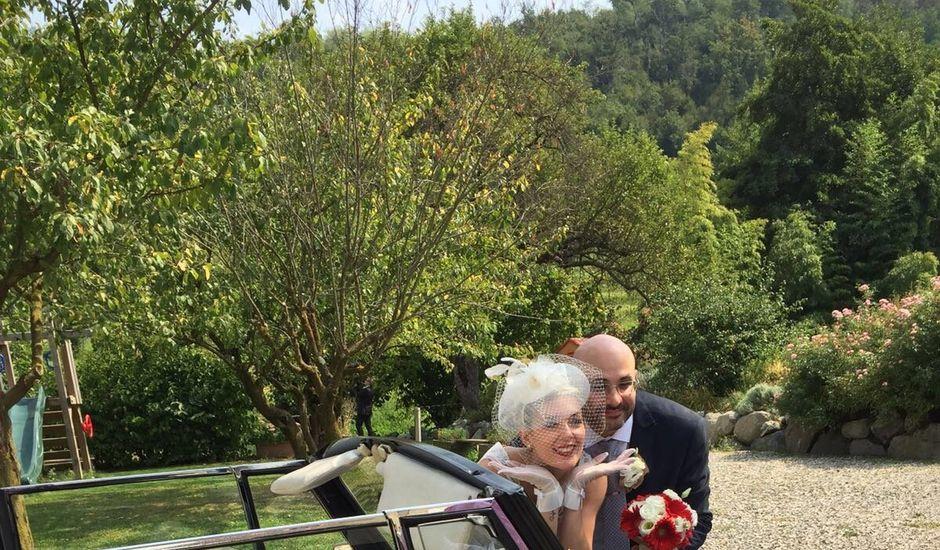 Il matrimonio di William  e Cristina  a Osio Sotto, Bergamo
