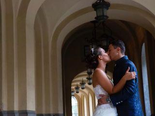 Le nozze di Monica e Oreste
