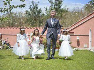 Le nozze di Letizia e Rolando 1