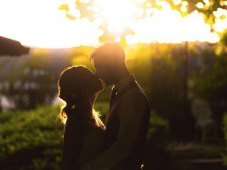 Le nozze di Julieta e Jacopo